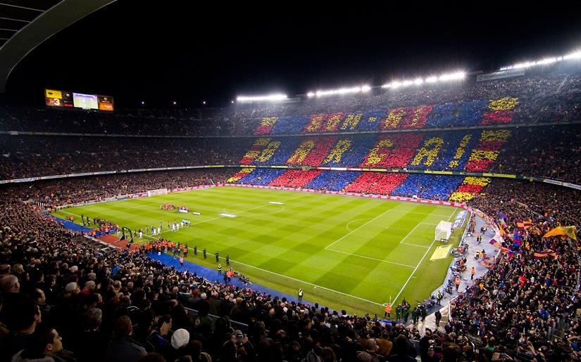 איצטדיון הכדורגל במדריד