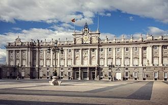 הארמון המלכותי של מדריד - Palacio Real De Madrid